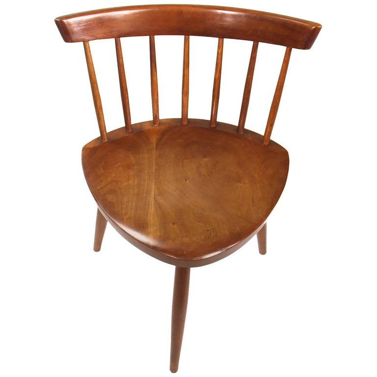 Early George Nakashima Studio Mira Chair