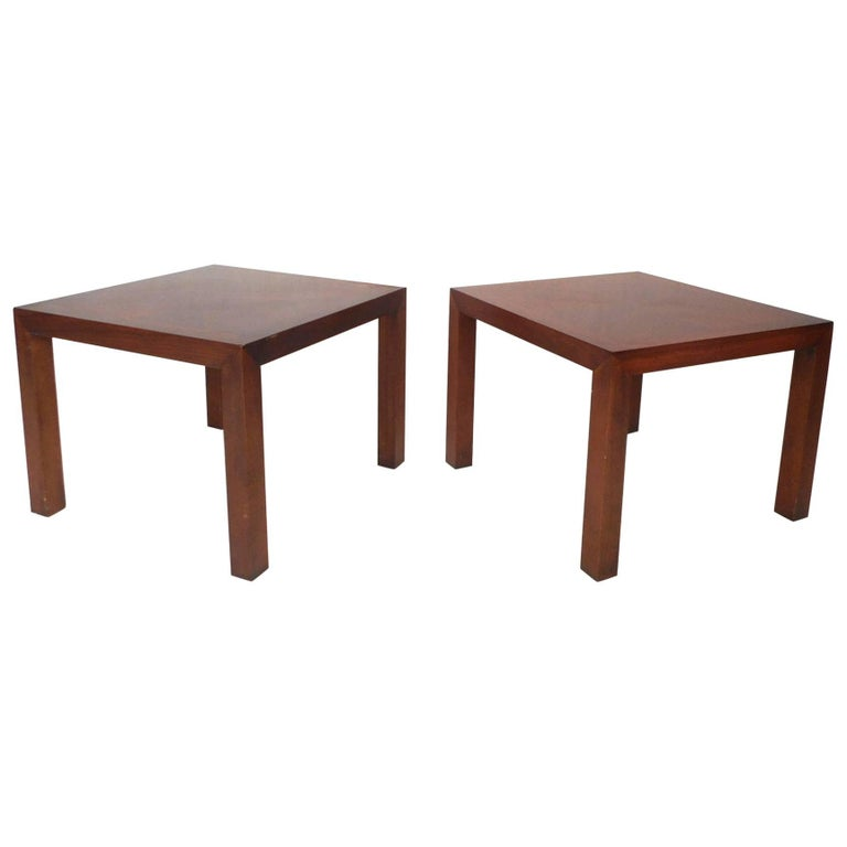 1043023f4aff2 Pair of Mid-Century Modern End Tables by Lane Furniture at 1stdibs