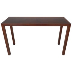 Mid-Century Modern Console Table by Lane Furniture
