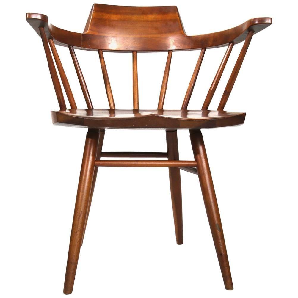 George Nakashima Captainu0027s Chair
