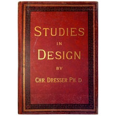 "Christopher Dresser ""Studies in Design"""