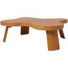 "Paul Frankl ""Amoeba"" Coffee Table"
