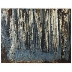 Industrial Steel Art Panel