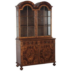 Dutch Style Display Cabinet