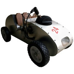 American Style Racing Car Shelf Art Shop Display Motor Car Model