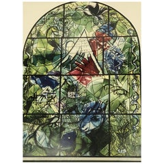 Signed Lithograph of Marc Chagall