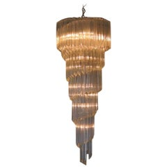 Spiral Chandelier by Fabio Ltd