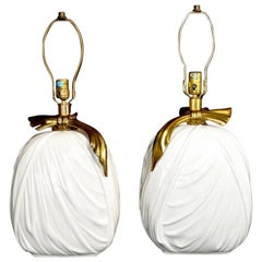 Pair of Decorative Lamps by Chapman