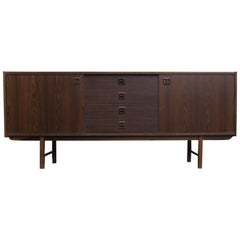 Swedish Jacaranda Sideboard from 1960s