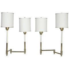 Parzinger Style Table Lamps