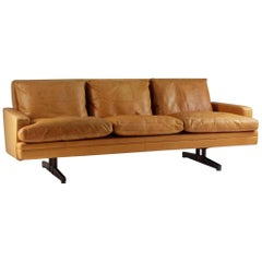 Scandinavian Sofa Modell 807 by Fredrik Kayser for Vatne Lenestolfabrikk A/S