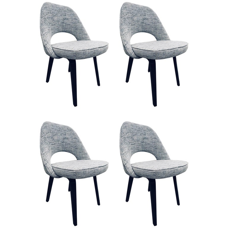 Knoll Dining Chairs  For Sale