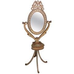Morocco Vanity Floor Mirror