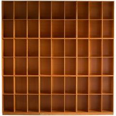 Mogens Koch Set of Nine Bookcases for Rud. Rasmussen