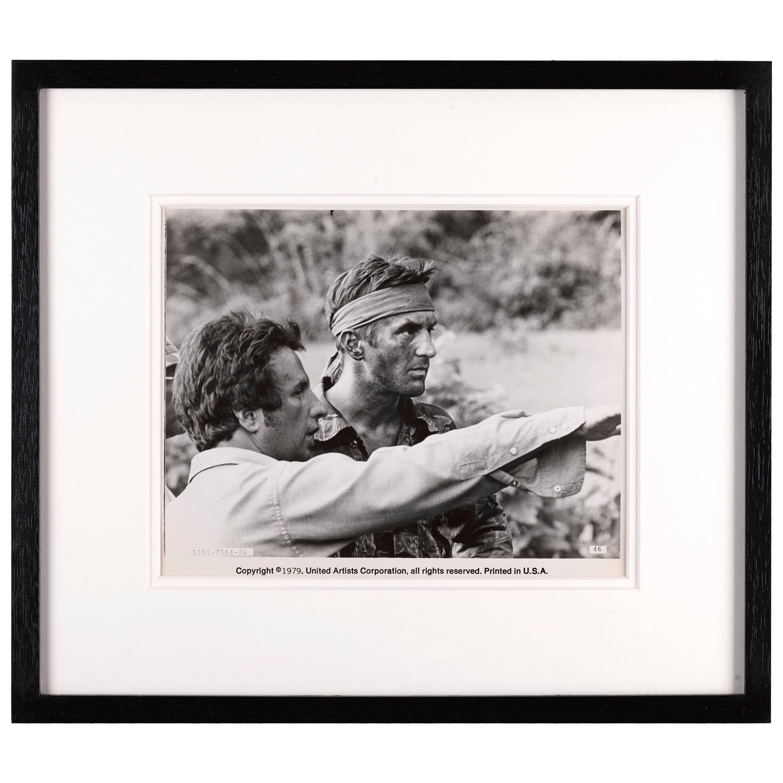 """""""Deer Hunter"""" Photograph"""