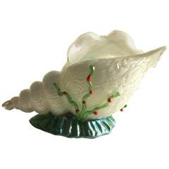 Loetz Art Nouveau Seashell Ausfuehrung 132