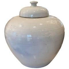 Large Chinese Ceramic Ginger Jar