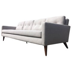 Mid-Century Modern Sofa in the Style of Paul McCobb, USA, 1950s