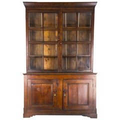 Antique Sideboard, Kitchen Cabinet, Housekeepers Cabinet, Scotland 1750