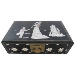 Early 20th Century Jewelry Box