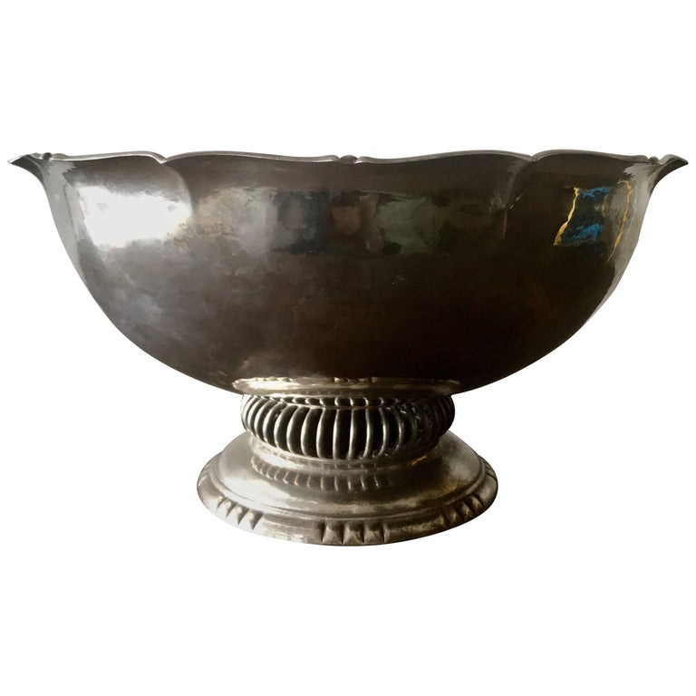 Sterling Bowl by Fischer