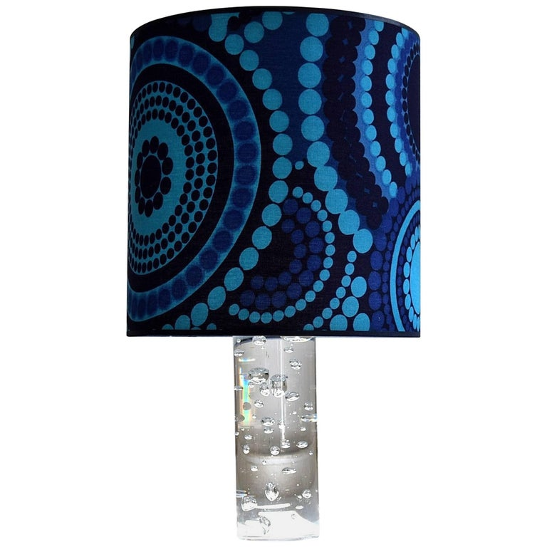 Kosta Boda Mid-Century Modern Table Lamp For Sale