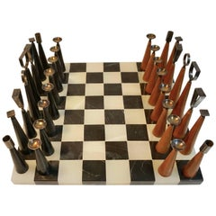Minimalist Chess Set
