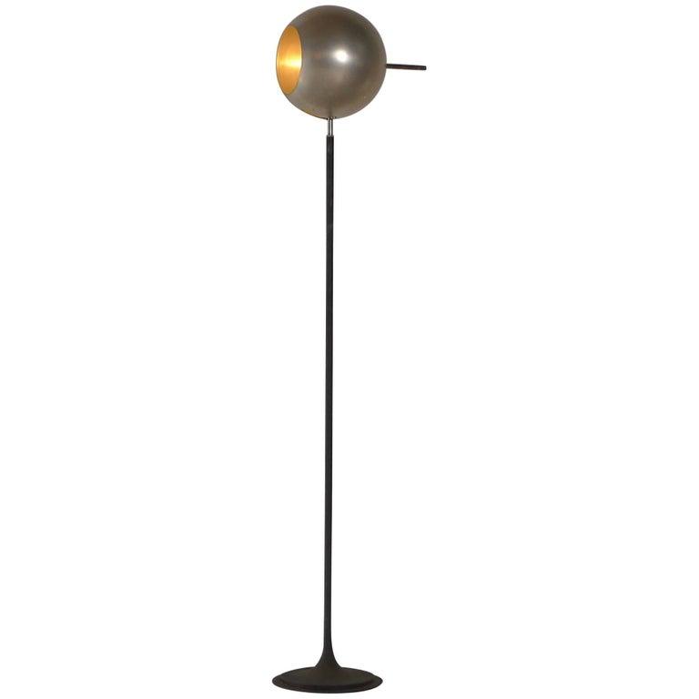 Gino Sarfatti for Arteluce, Italy, 1962, Floor Lamp Model 1082