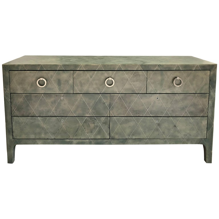 Seven Drawer Dresser For Sale