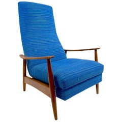 Baughman for James Inc. Recliner Lounge Chair