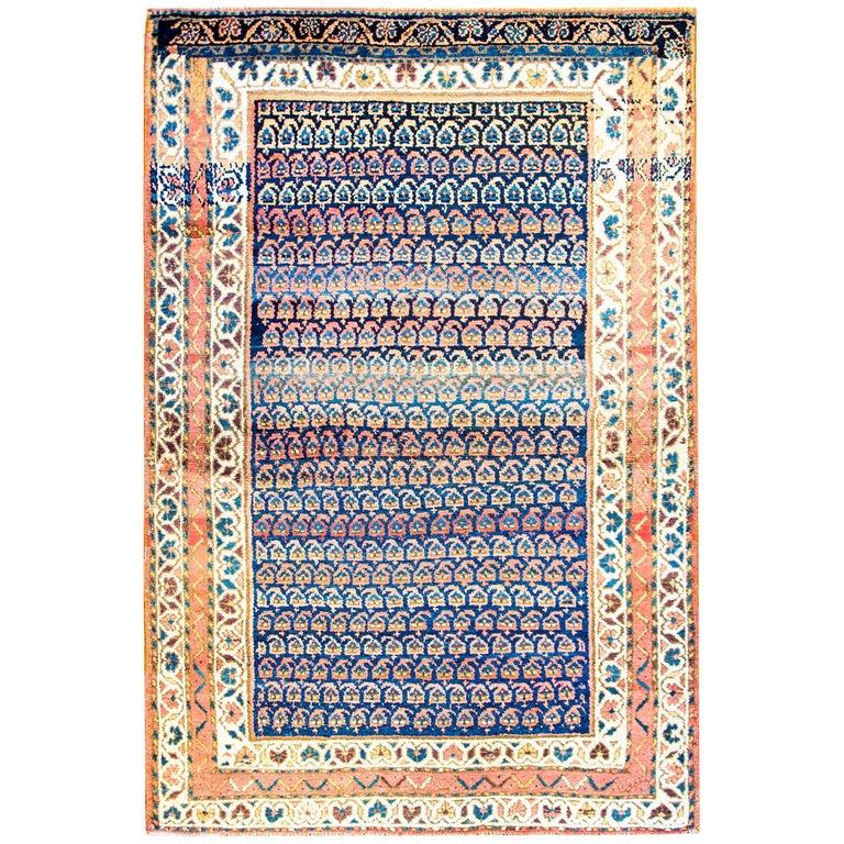 Gorgeous 20th Century Kurdish Rug