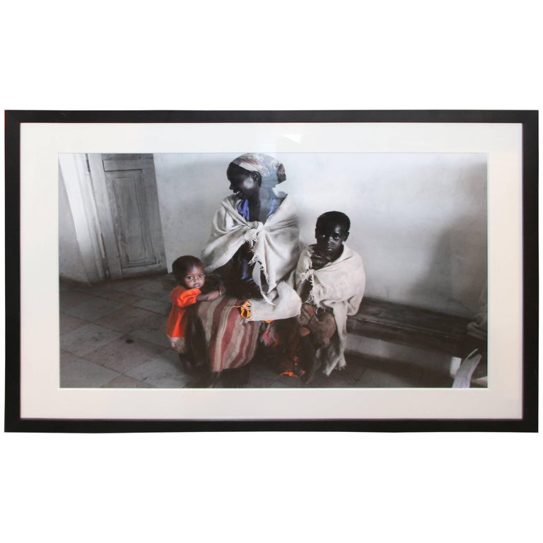 Photograph of Mother and Children, Kenya, 2009