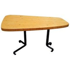Charlotte Perriand's Polymorphe Table Les Arcs 1600, circa 1960