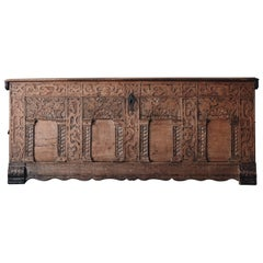 17th Century Baroque Chest