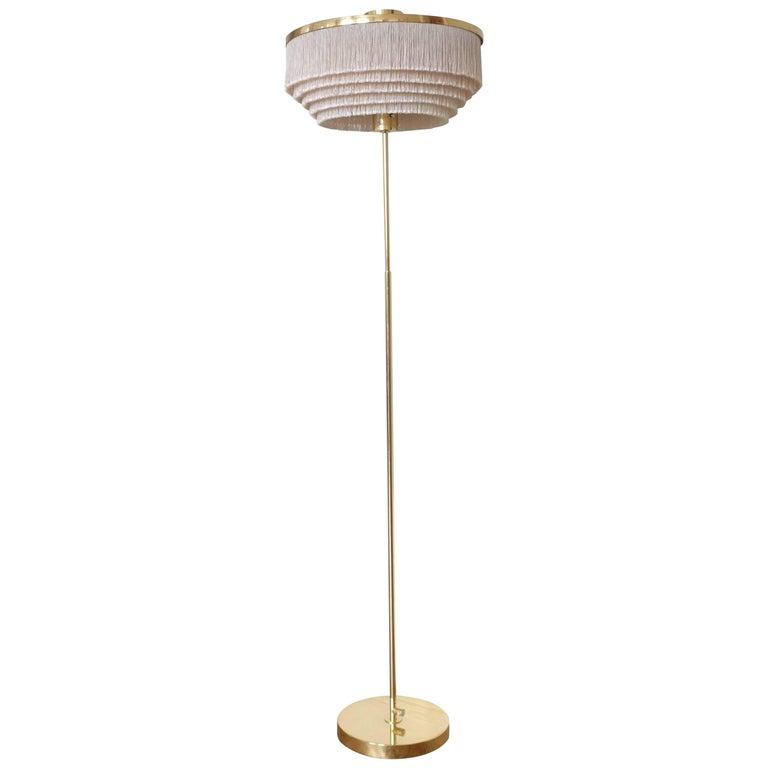Rare Hans-Agne Jakobsson Floor Lamp Model G-110, 1960s