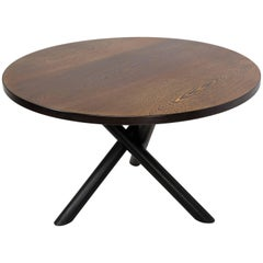 Martin Visser Round Tripod Dining Table for 'T Spectrum