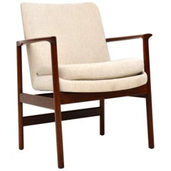 1960s Vintage Danish Armchair