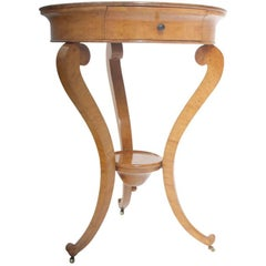 Small Charles X Table, France, 1820s
