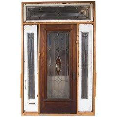Late 19th Century Victorian Entranceway Unit