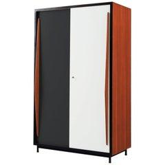 Willy Van Der Meeren Completely Restored Large Cabinet for Tubax