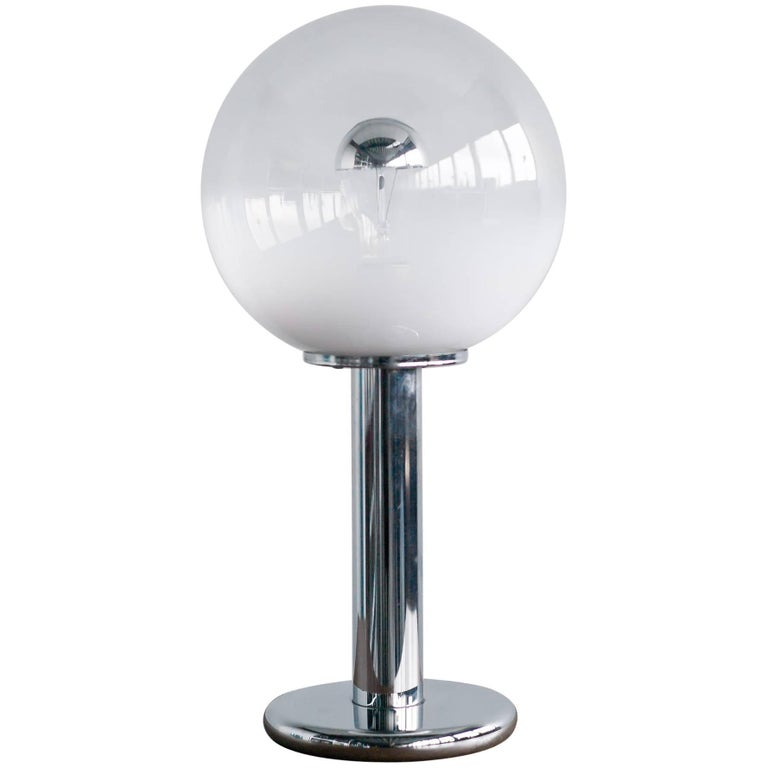 Targetti Sankey Table Lamp, Murano