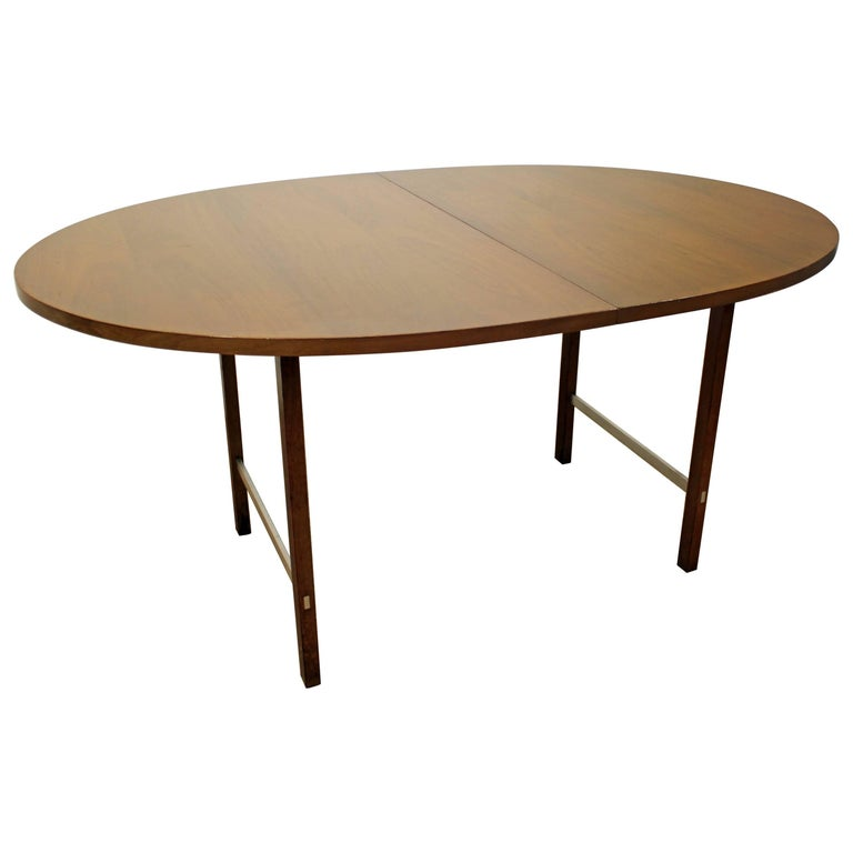 Paul McCobb Irwin Collection for Calvin Walnut Dining Table