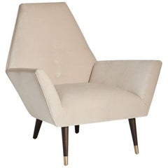 Sorrento Faceted Lounge Chair