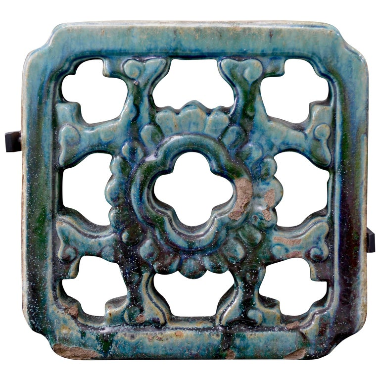Latticework from the Forbidden City in Beijing, China, Ming Dynasty 1368-1644 AD