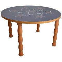 Ettore Sottsass Table for Zanotta, circa 1980