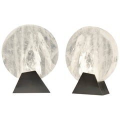 DSC Rock Crystal Table Lamps