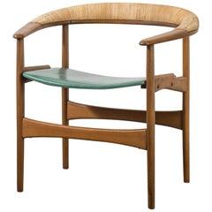 Arne Hovmand-Olsen Lounge Chair, Denmark, 1950s