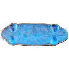 Rare Early Art Deco Brooch by Rene Lalique, circa 1913