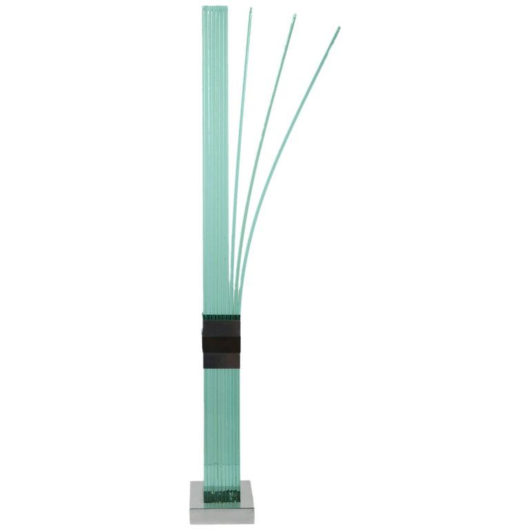 Runstadler Modernist Glass Sculpture