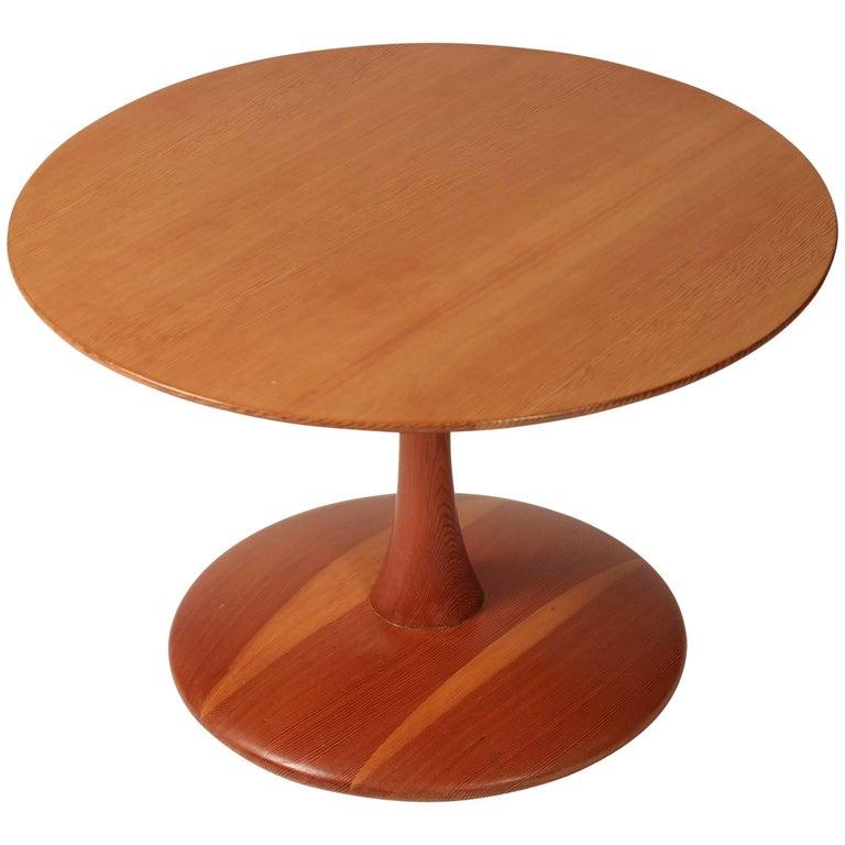 Mid-Century Modern Danish Table by Nanna Ditzel
